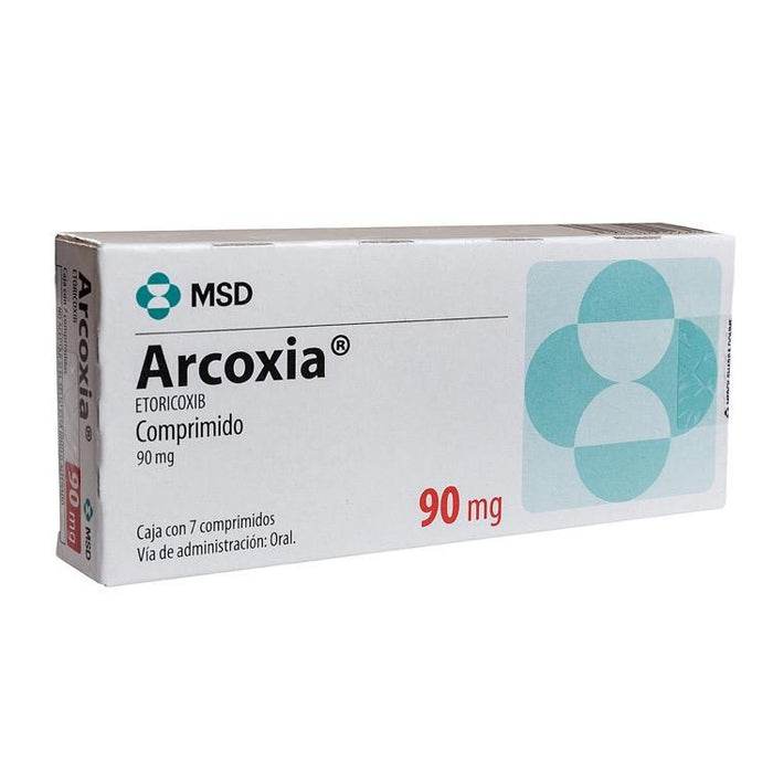 ARCOXIA 90MG CPR C7