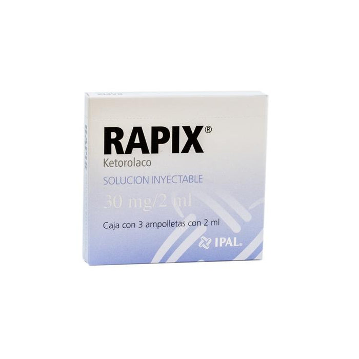 RAPIX 30MG/2ML AMP C3