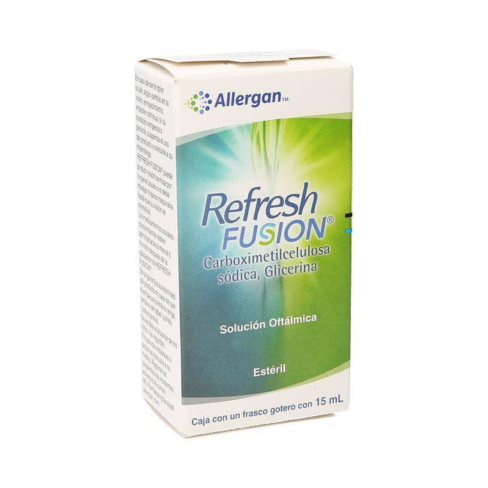 REFRESH FUSION SOL GOTERO 15ML