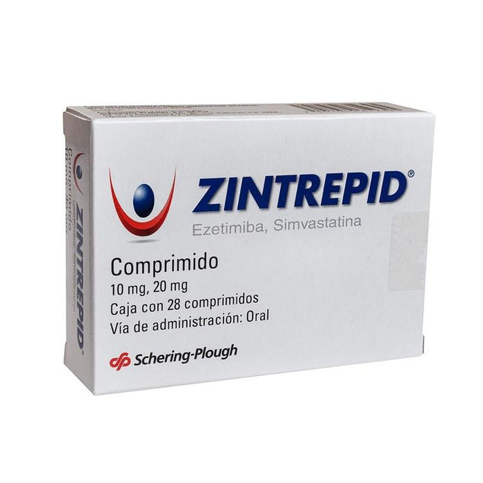 ZINTREPID 10/10MG CPR C28