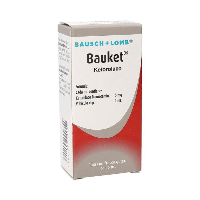 BAUKET 5MG GTS 5ML