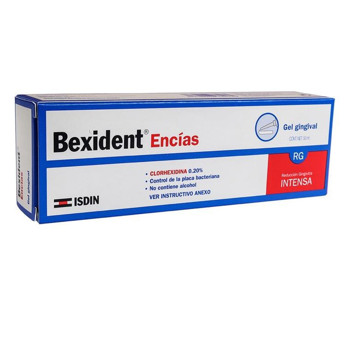 BEXIDENT ENC GEL GINGIVAL 50ML