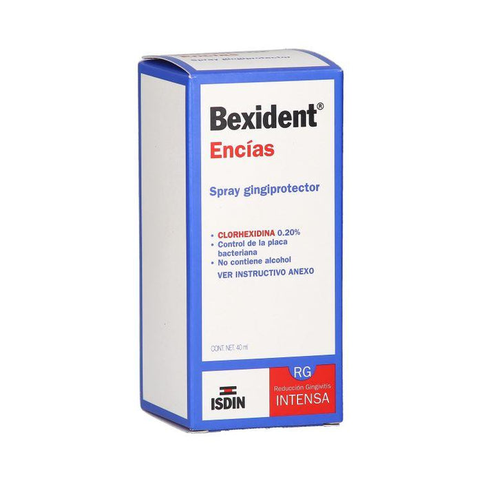 BEXIDENT ENCIAS SPRY 40ML