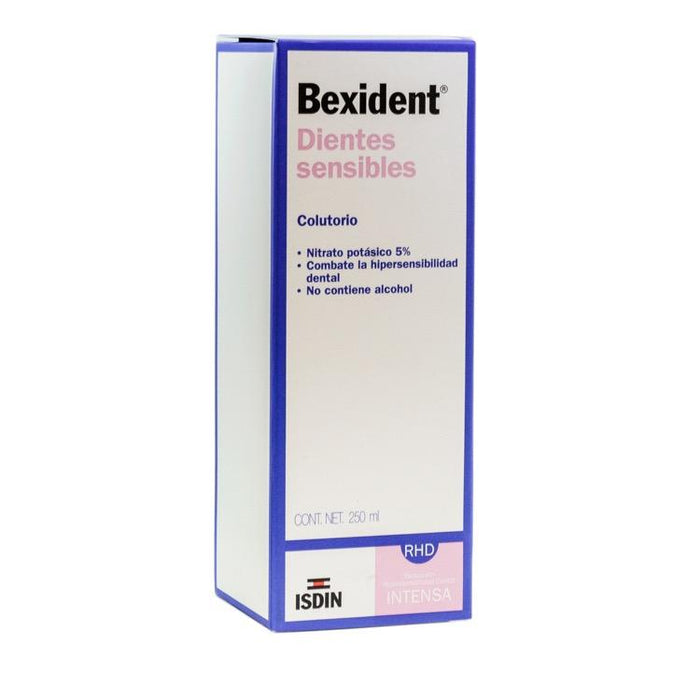 BEXIDENT COLUT DTES SENS 250ML