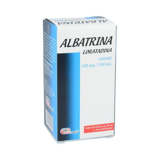 ALBATRINA 100MG/100ML 60ML