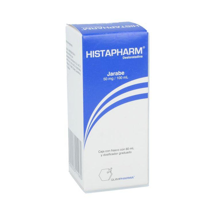 HISTAPHARM 50MG/100ML FCO 60ML