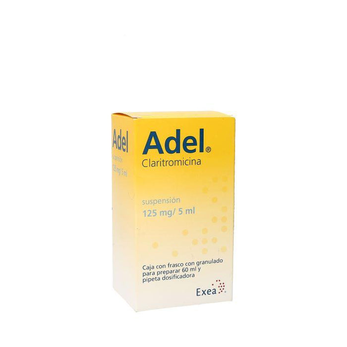 ADEL 125MG 5ML SUSP 60ML