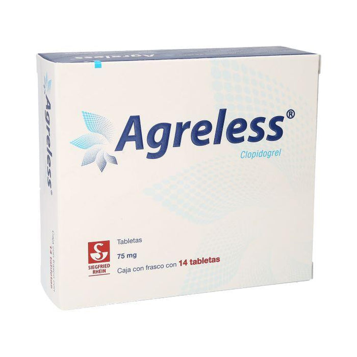 AGRELESS 75MG FCO TAB C14