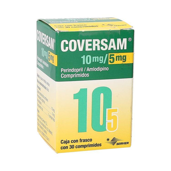 COVERSAM 10/5MG CPR C30
