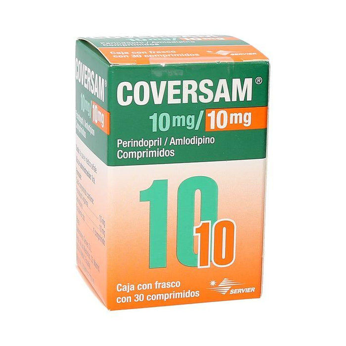 COVERSAM 10/10MG CPR C30