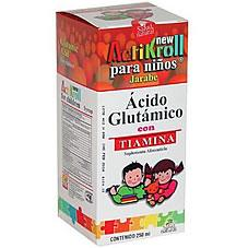 NEW ACTIKROLL JBE. CAJA C/FCO. C/250 ML.