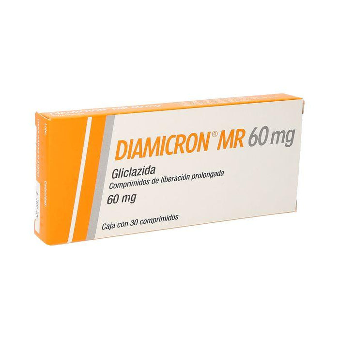 DIAMICRON MR 60MG CPR C30