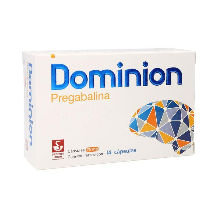 DOMINION 75MG CAP C14
