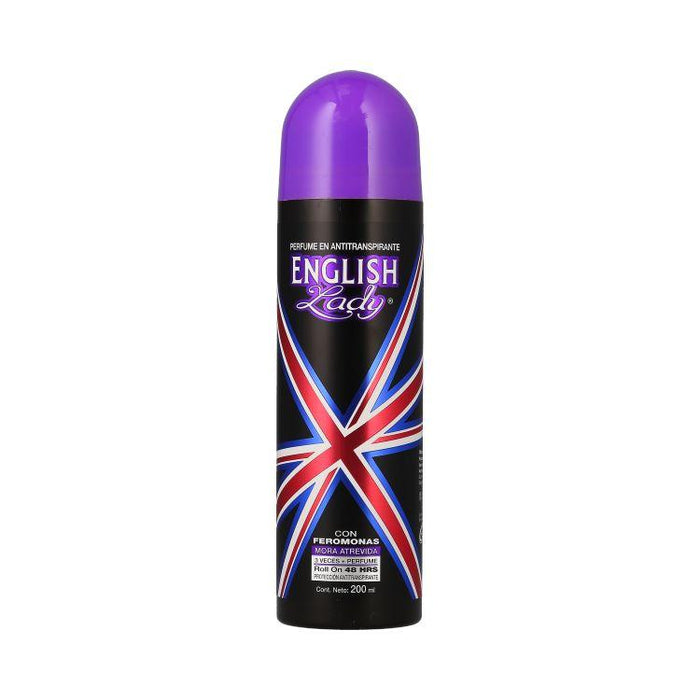 ENGLISH LADY R ON MORA 200ML