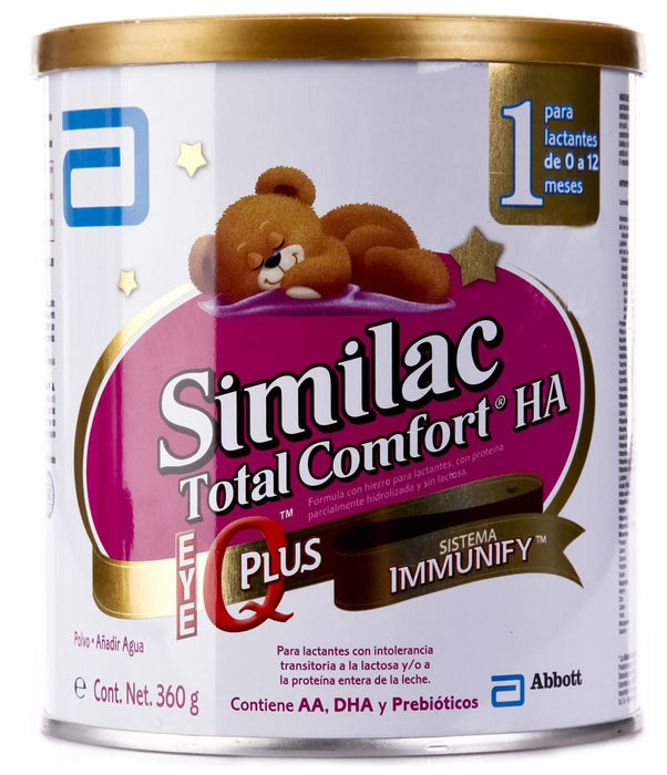 SIMILAC TOTAL COMFORT HA 360G