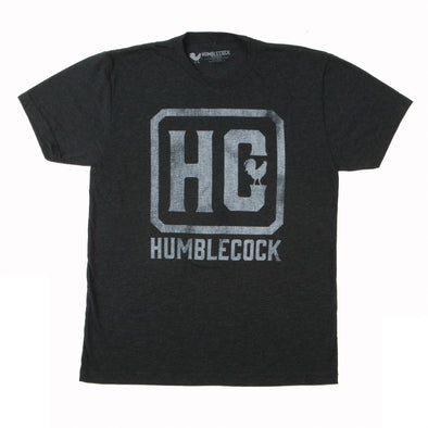 HC Icon T-Shirt (Black w/ Gray)