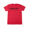 Definition T-Shirt (Red w/ Black)