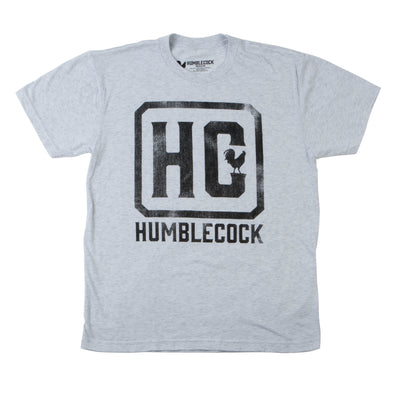 HC Icon T-Shirt (Gray w/ Black)