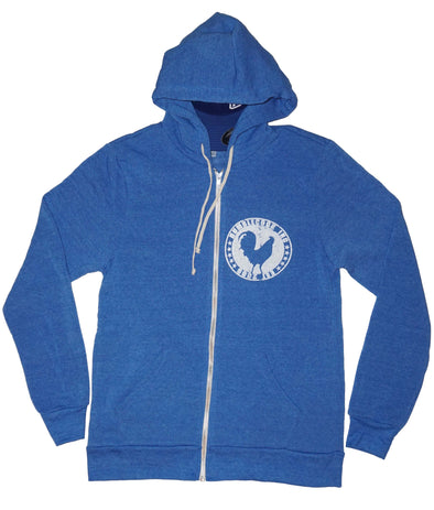 "HC Destroy Hoodie (Eco True Pacific Blue) ""ON SALE"""