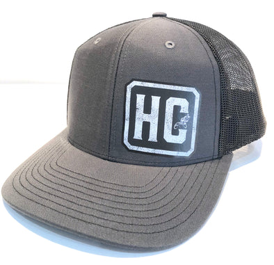 "MTB ""Trucker Hat"" (Dark Charcoal/ black)"