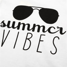 Summer Vibes Tee - Hey Hippie