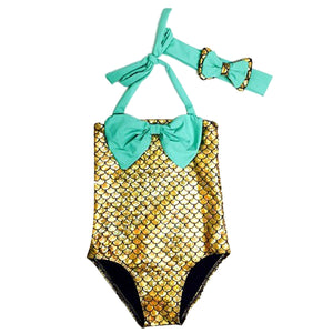 Mermaid Swimsuit-Hey Hippie-Hey Hippie