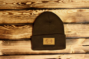 Brown Winter Hat