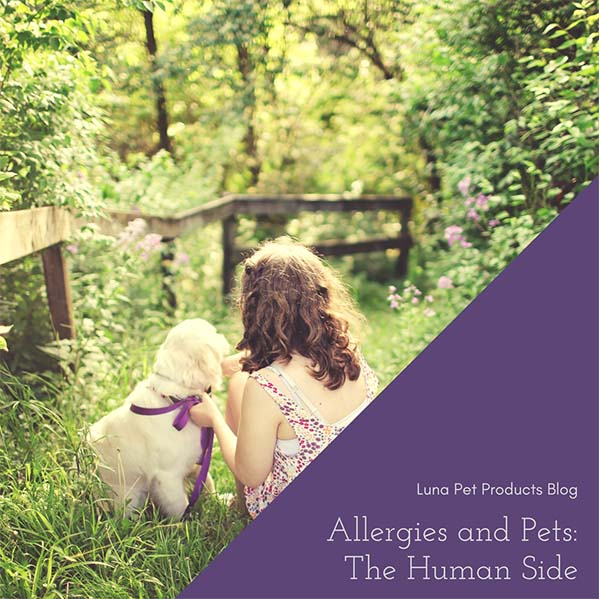 Allergies and Pets: The Human Side