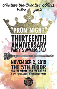 Adult Prom Tickets - November 2nd