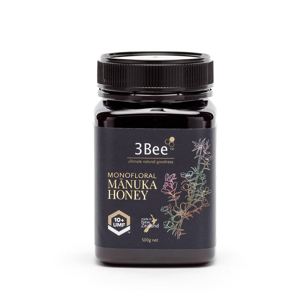 Monofloral Mānuka Honey 10+ UMF - 500g