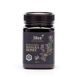 Monofloral Mānuka Honey 20+ UMF - 500g