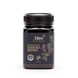 Monofloral Mānuka Honey 5+ UMF - 500g