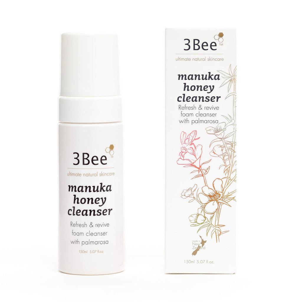 Mānuka Honey Cleanser - 150ml