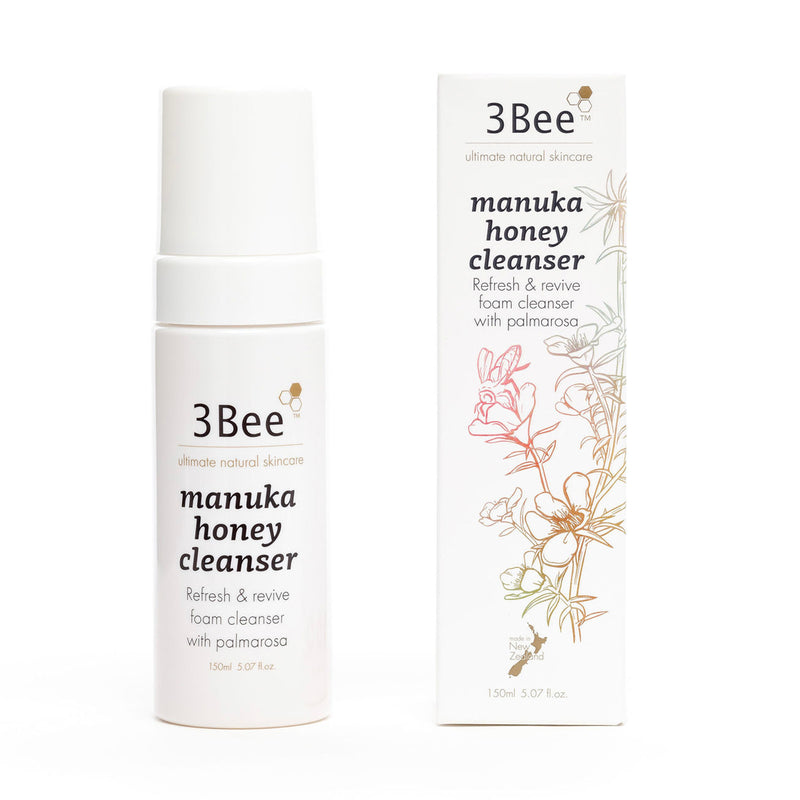 3Bee Manuka Honey Cleanser