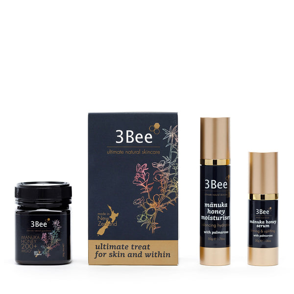 Manuka Honey gift pack from 3Bee