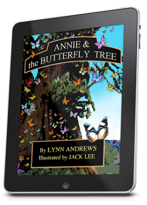Annie and the Butterfly Tree