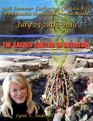 2019 Joshua Tree - The Sacred Shields of Initiation - MP3 Full Set