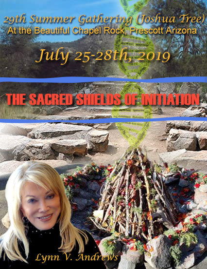 2019 The Sacred Shields of Initiation MP3 Pkg