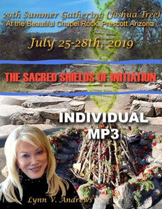 2019 Joshua Tree - Sat Sacred Fire Meditation
