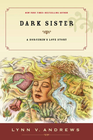 Dark Sister by Author Lynn V. Andrews
