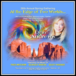 2014 At the Edge of Two Worlds MP3 Pkg