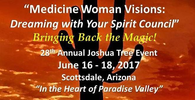 2017 Joshua Tree - The Importance of Prayer for a Shaman Teaching