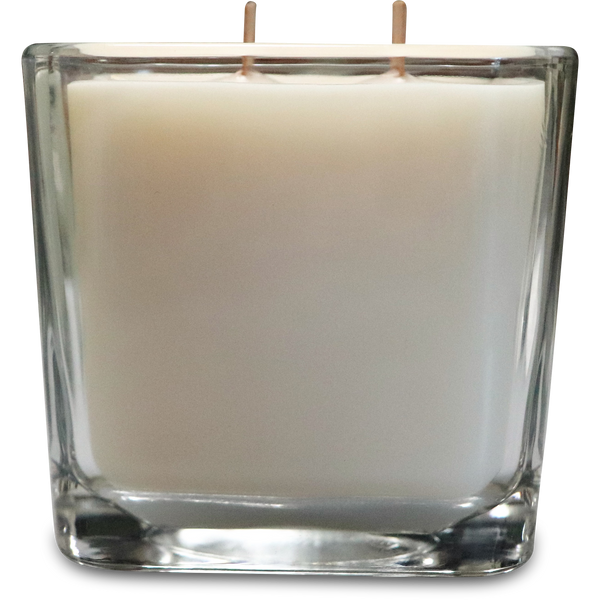 Bali Mango Candle (12oz) 100% Pure Beeswax, Coconut Oil, and Bali Mango Fragrance with Wooden Wicks