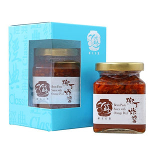 *NEW* Mrs So's Classic_Bean Paste with Orange Peel
