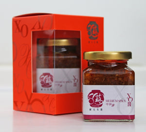 Mrs So's XO Sauce (Medium Spicy)