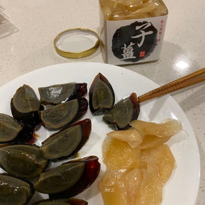 Mrs So's Seasonal _ HK Pickled Young Ginger Slices
