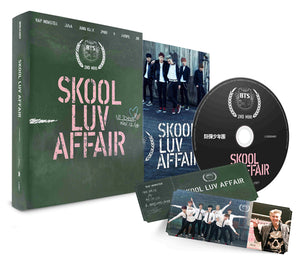[PRE ORDER] BTS 2nd MINI ALBUM - SKOOL LUV AFFAIR