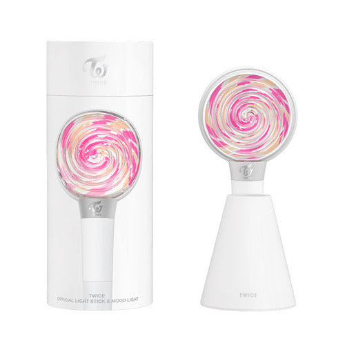 [PRE ORDER] TWICE OFFICIAL LIGHTSTICK 'CANDYBONG'