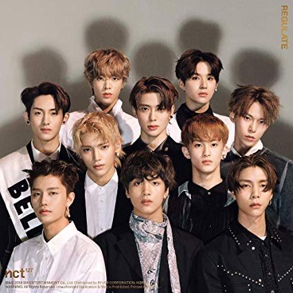[PRE ORDER] NCT127 1ST ALBUM REPACKAGE - REGULATE