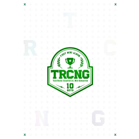 [PRE ORDER] TRCNG 1ST MINI ALBUM - NEW GENERATION
